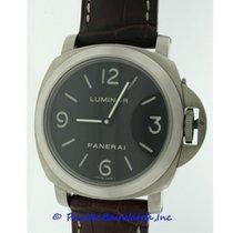 Panerai Luminor Base nieuw Handopwind Horloge met originele doos en originele papieren PAM00176
