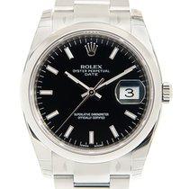 Rolex 115200 黑面_格帶 nouveau