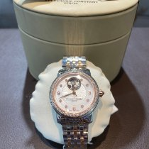 Frederique Constant Ladies Automatic World Heart Federation Steel 34mm Mother of pearl United States of America, California, Newport Beach