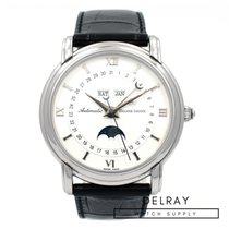 Maurice Lacroix Masterpiece Phases de Lune Steel 38mm United States of America, Florida, Hallandale Beach