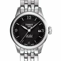 Tissot Le Locle Steel 25mm Black Arabic numerals United States of America, New Jersey, Somerset