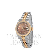 Rolex Lady-Datejust Acero y oro 26mm Bronce