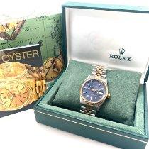 Rolex 16013 Or/Acier 1977 Datejust 36mm occasion France, Paris