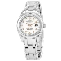 Rolex Pearlmaster 69329 pre-owned