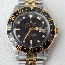 Rolex GMT-Master 18k Yellow Gold/Steel Jubilee Bracelet Mens