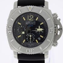 Panerai Luminor Submersible Chronograph PAM187 Special Edition