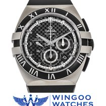 Omega DOUBLE EAGLE CO-AXIAL CHRONOGRAPH Ref. 121.92.41.50.01.001