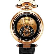 Bovet AFHS001 Fleurier 42 Jumping Hours Amadeo in Rose Gold -...