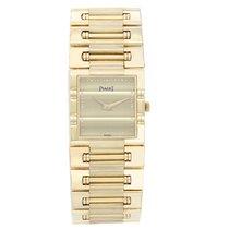 Piaget 18K Yellow Gold Dancer Men's Watch Ref. 80317 K81