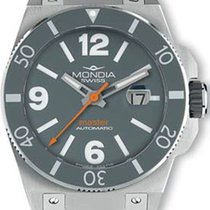 Mondia Automatisch MS 200-3GY-BM nieuw