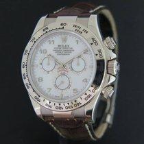 Rolex Daytona Whitegold 116519