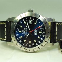 Glycine Airman 2000 - GMT - world timer - automatic