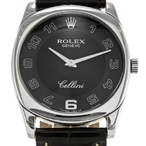 Rolex Cellini Danaos ref. 4233, 18 Kt White gold Watch
