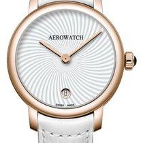 Aerowatch Renaissance new 2018 Quartz Watch with original box and original papers 42938 RO19