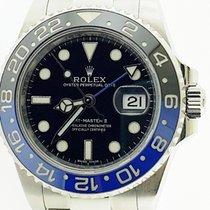 Rolex GMT-Master II BATMAN Blue-Black Bezel