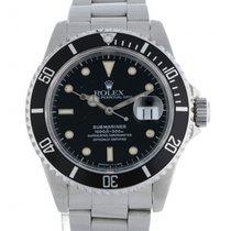 Rolex Submariner 16800 Steel 40mm