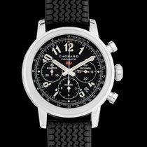 Chopard Mille Miglia Chronograph Black Dial Men's Watch - 16
