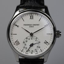 Frederique Constant 42mm Quartz 2017 new Horological Smartwatch Silver