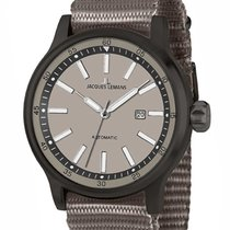 Jacques Lemans Sport Porto Steel 48mm Grey