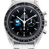 Omega 42mm Cuerda manual 2000 usados Speedmaster (Submodel) Negro