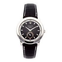 Rolex Cellini (Submodel) pre-owned 38mm Platinum