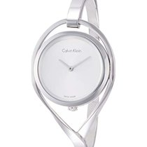 ck Calvin Klein Steel 29mm Quartz K6L2S116 new
