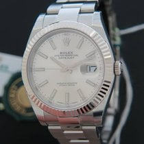 Rolex 126334 Staal Datejust (Submodel) 41mm