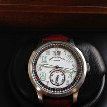 Franck Muller 40mmmm Automatic 2000 pre-owned White