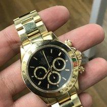Rolex 16528 Yellow gold 1991 Daytona 40mm pre-owned United States of America, New York, New York