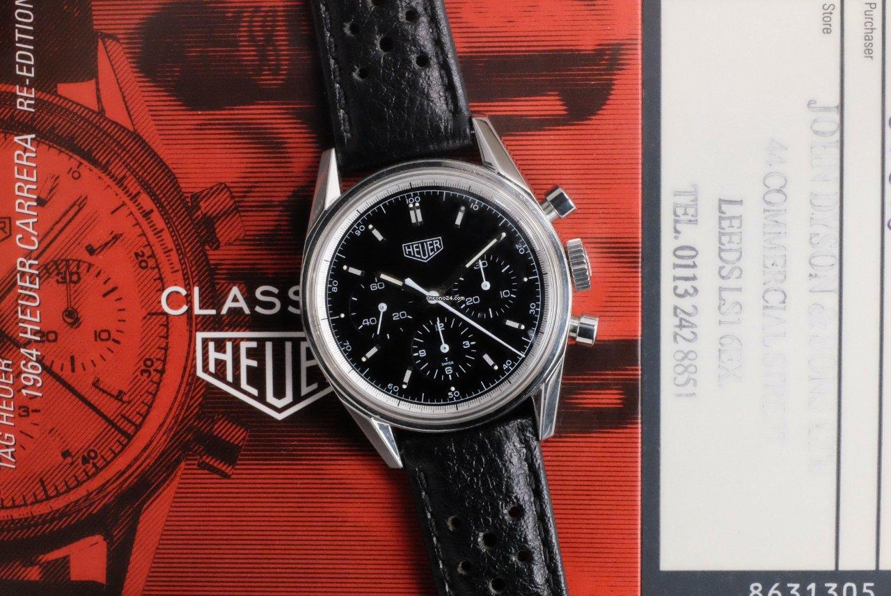 84a2872dc8c1 Relojes TAG Heuer - Precios de todos los relojes TAG Heuer en Chrono24