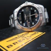 Breitling Aerospace EVO Titanium 43mm Black Arabic numerals
