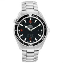 Omega Seamaster Planet Ocean 2200.51.00 1983 pre-owned