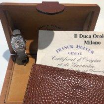 Franck Muller Acciaio 28mm Automatico 8005 L SC usato Italia, milano