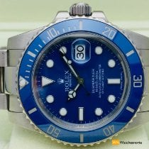 Rolex Submariner Date 116619LB 2010 pre-owned