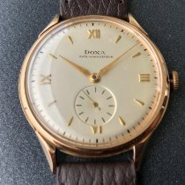 Doxa Rose gold 36mm Manual winding 56 pre-owned
