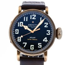 Zenith Pilot Type 20 Extra Special Bronze 45mm Black United States of America, Georgia, Atlanta