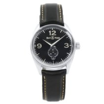 Bell & Ross Steel 38mm Automatic Vintage pre-owned