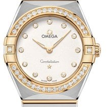 Omega Constellation Quartz 131.25.28.60.52.002 2020 nouveau