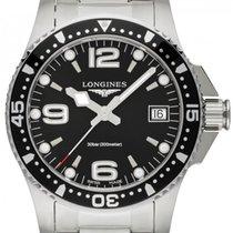 Longines HydroConquest L3.340.4.56.6 2020 new