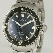 Blancpain Steel 45mm Automatic 5015-1130 pre-owned