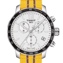 Tissot T095.417.17.037.05 Steel Quickster 42mm new