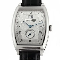 Breguet White gold 35mm Automatic 5480BB/12/996 pre-owned United States of America, New York, New York