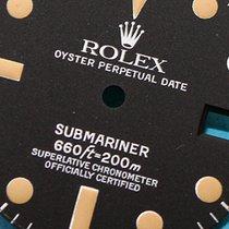 勞力士 (Rolex) Rolex 1680 tritium factory Dial Submariner Date
