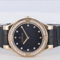 Corum Romulus 18K Solid Rose Gold Diamonds