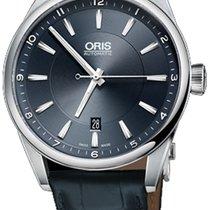 Oris Artix Date Steel Blue