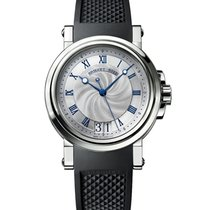 Breguet 39mm Automatic 2019 new Marine Silver