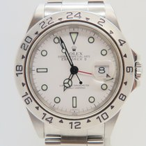 Rolex Explorer II Whte Dial 40mm Ref: 16570 (Only Box)