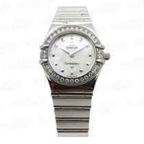 Omega Constellation Lady Diamond Bazel