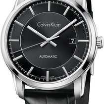 ck Calvin Klein new Automatic Steel