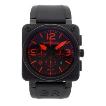 Bell & Ross BR 01-94 Red Black Chronograph BR01-94RED